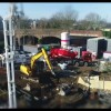 Concert pump in action. #concretepumping #ware #hertfordshire